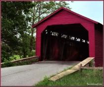 Utica Mills Covered Bridge