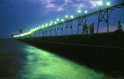 Grand Haven Lights