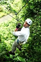 Rainforest Canopy Tour - Arenal Volcano