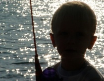 Young Fisherboy