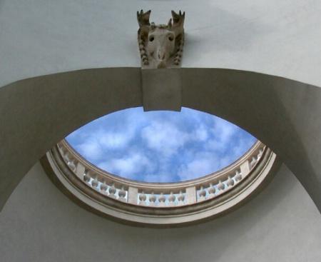Up, the sky II