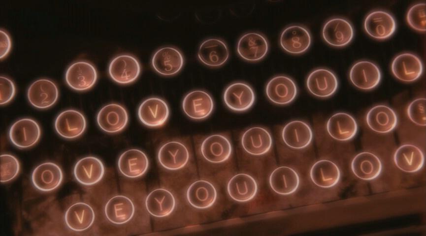 Love letterwriter