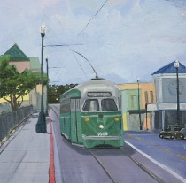 San Francisco Bus