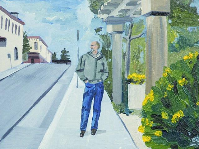 Brian in Pacific Grove - ID: 209400 © Jim Miotke