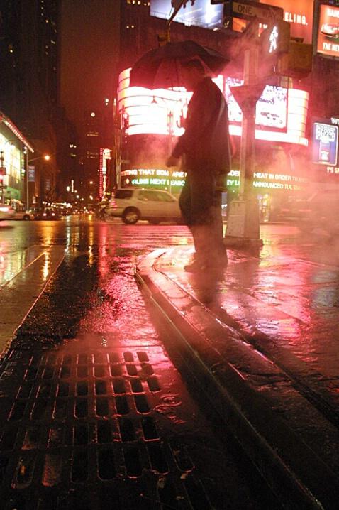 Rain Glow Umbrella - ID: 217728 © Jim Miotke
