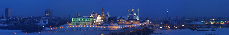 Kazan Kremlin Panoramic - ID: 235610 © Jim Miotke