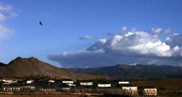 Shangrila Clouds V