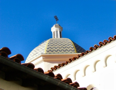Dome and Tiles