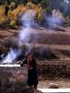 Tibetan Farm Girl