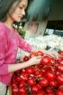 Asian Woman produ...