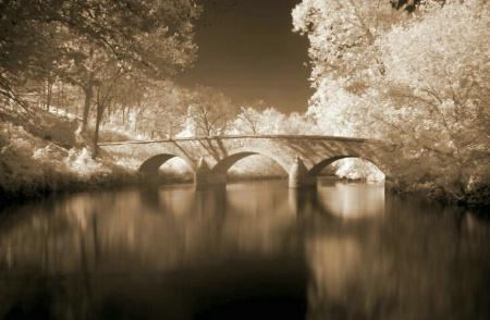 Antietam Lower Burnside Bridge