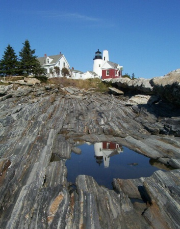 Pemaquid Reflected