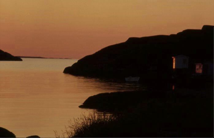 Sunrise at Pool's Island,NFLD - ID: 611648 © Frieda Weise