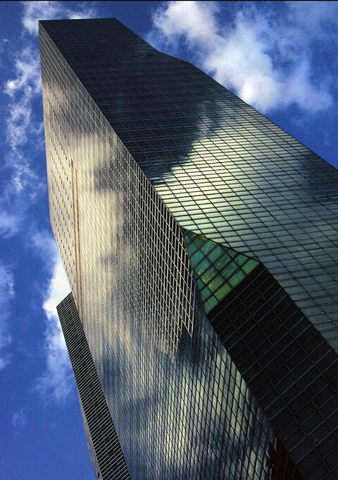 Skyscraper Sides