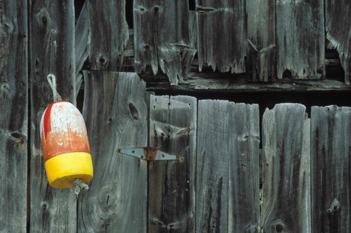 GR-002 Buoy on Barn - ID: 645363 © Kristina Morgan