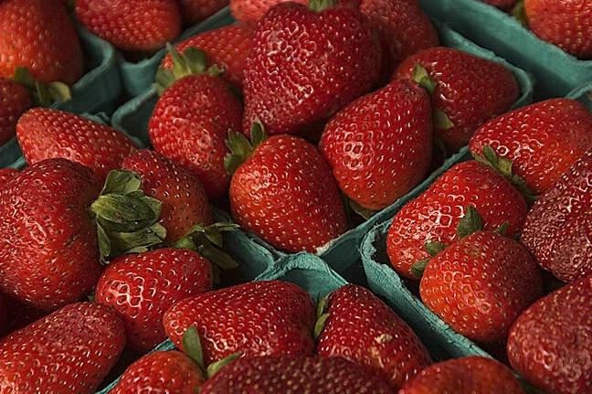 Future Strawberry Shortcake
