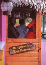 Bahamians in the Rain