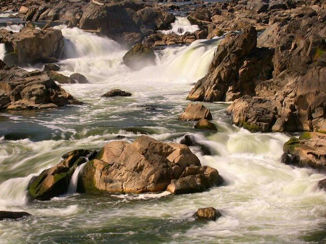 Criss-cross Falls