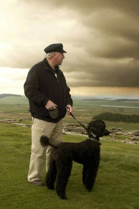 Man And Dog - ID: 538283 © Jim Miotke