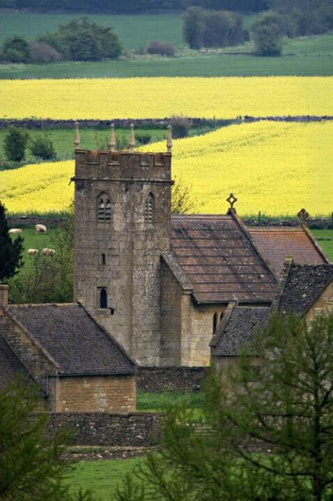 Old English Church - ID: 538305 © Jim Miotke