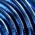 2Pattern in Blue Glass - ID: 538514 © Jim Miotke