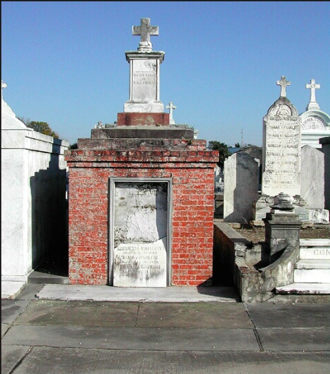 New Orleans Tomb Tour #1