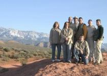 Group Portrait - Utah Wildlife Workshop 2005