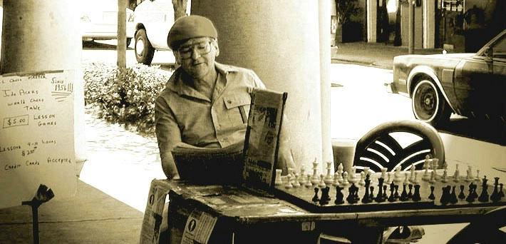 Chess Lessons, New Orleans