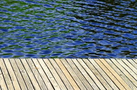 Wood & ripples