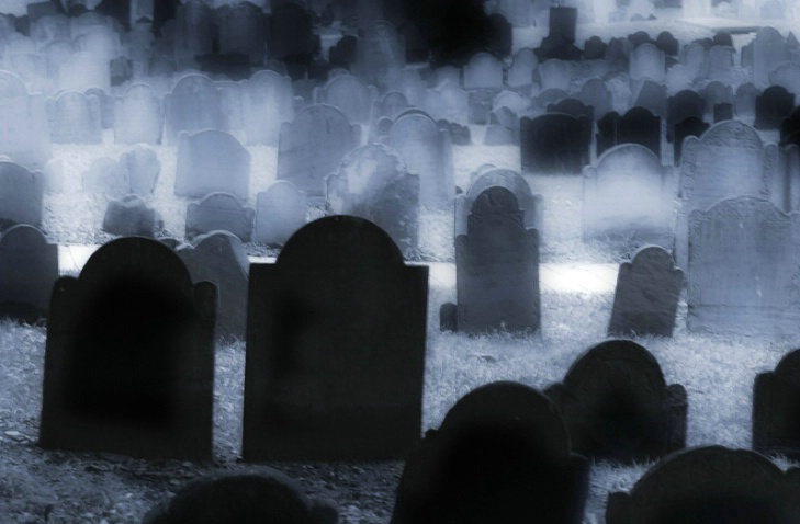 Granary Burying Ground Spirits