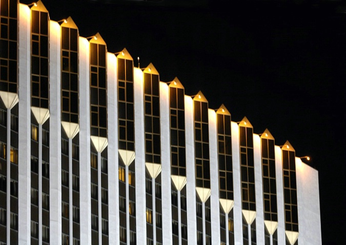 Night skyline , Las Vegas - ID: 1480569 © Zita A. Strother