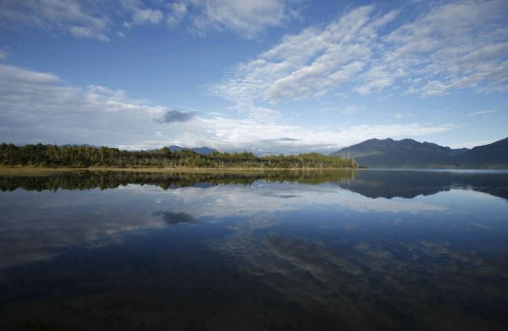 Reflections in Lake Te Anau - ID: 1541557 © Jim Miotke