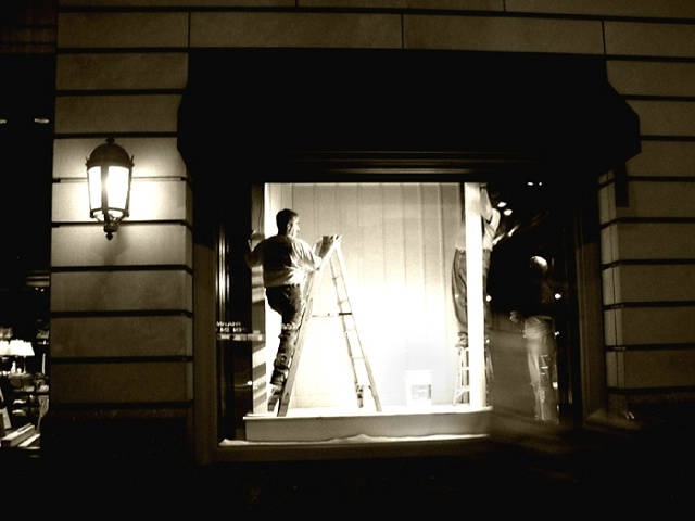 Lamplight and Ladders