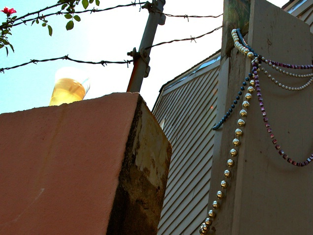 New Orleans Fence Tops