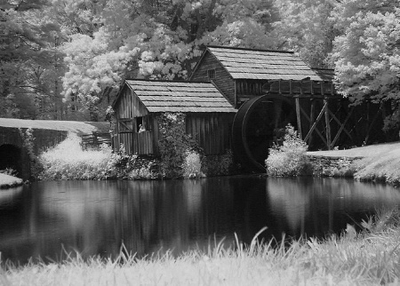 Mabry's Mill in IR*