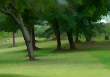 AMONG  THE  TREEES