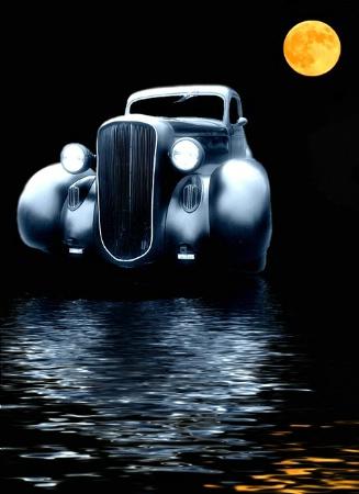 The Moonlight Ride