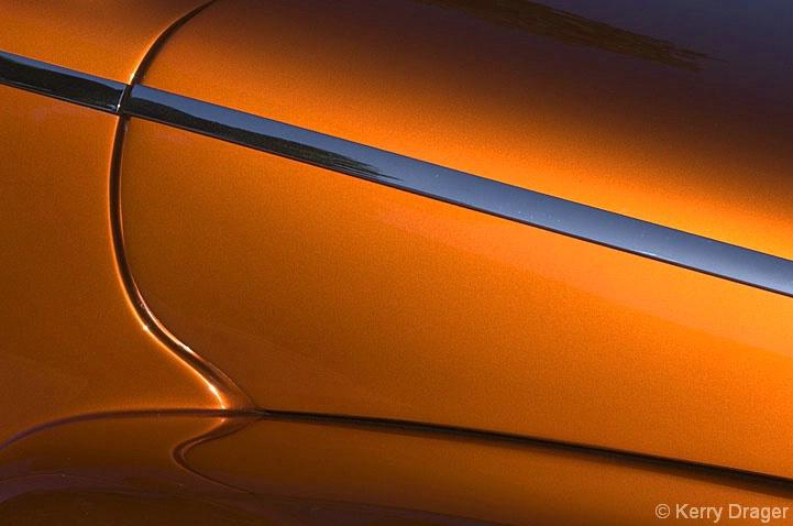 Warm Color, Cool Car