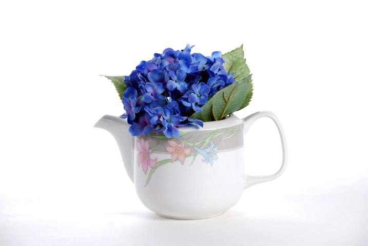 Tea pot flowers 2