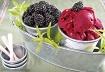 Blackberry Sorbet