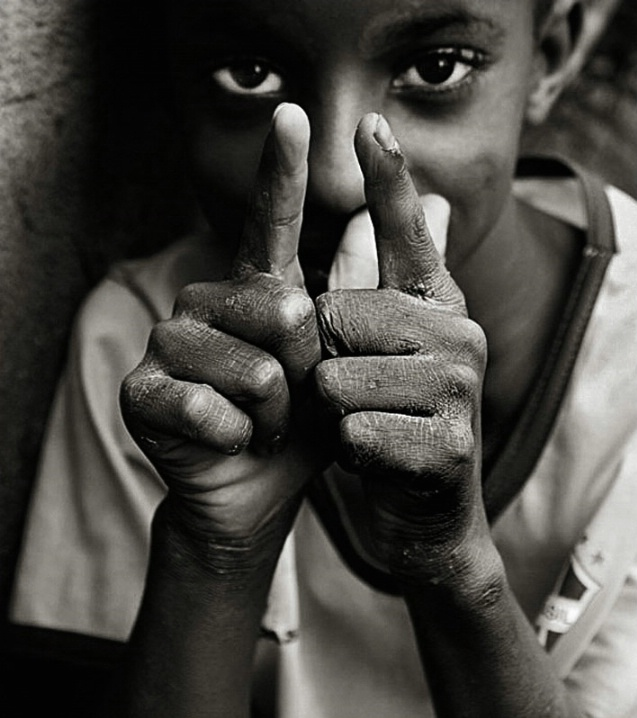 Hands of Poverty