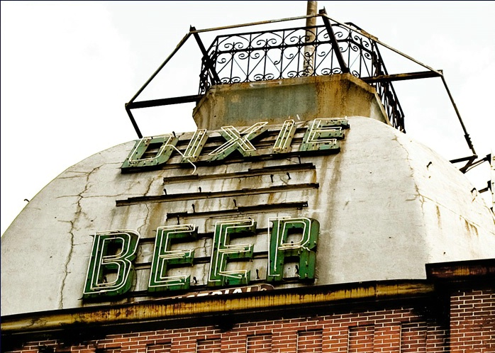 Dixie Brewery, New Orleans