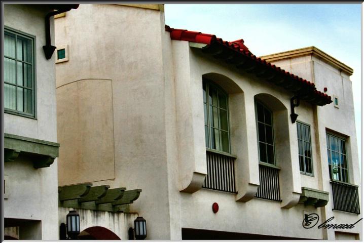 Buildings of Santa Barbara