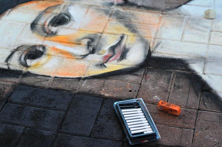 Tucson Madonnari Chalk Festival