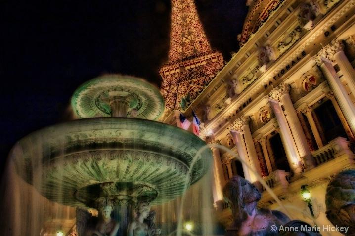 Paris via Vegas