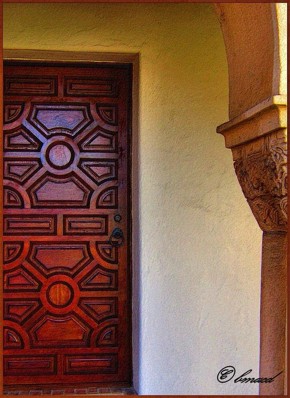 Door and Column