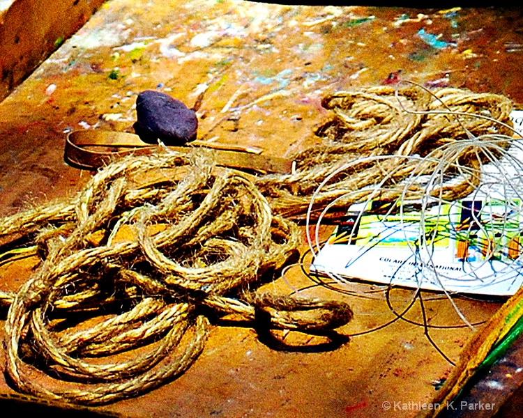 Tools of an Artist, New Orleans