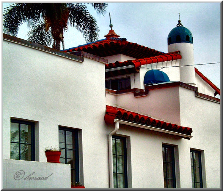 Buildings of Santa Barbara