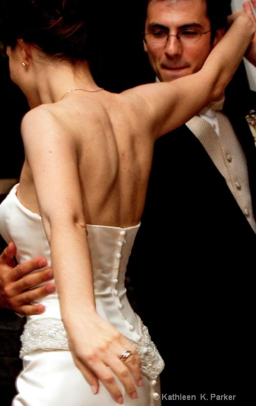 Into the Wedding Dance