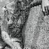 2Grief in Bronze: Cemetery Statue - ID: 8522325 © Kathleen K. Parker